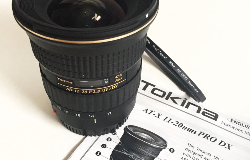 TOKINA AT-X 11-20mm PRO DX /CANON/