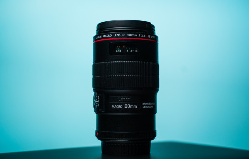Canon 100mm f/2,8L Macro IS USM