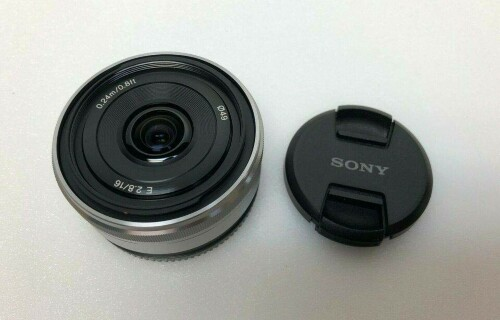 SONY 16mm f/2.8 e mount